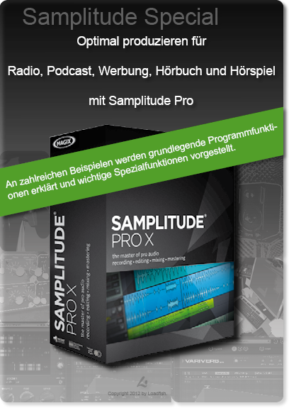 Samplitude Special No.1